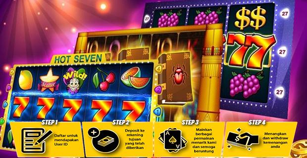 Slot Lucky 777